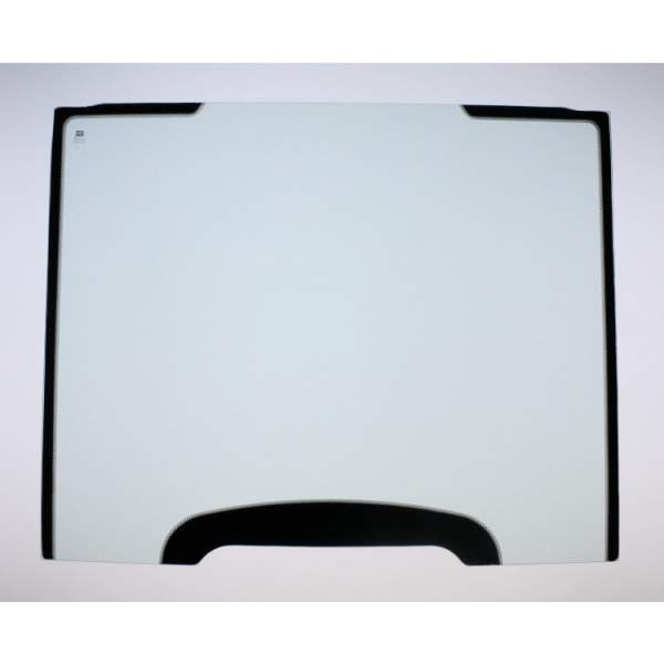 KOMATSU WB93 R5 windshield (year 2002-2015)